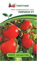 Томат сорта Лирика Агрофирма Партнер - купить семена по низкой цене – отзывы, описание, агротехника